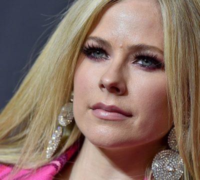 Avril Lavigne VMAs