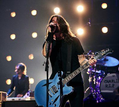 Foo Fighters corporeos