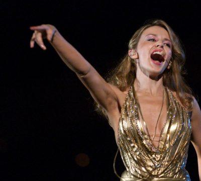 Kylie Minogue 2012 Getty