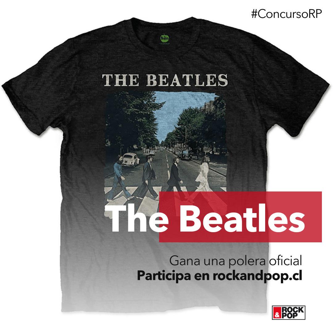 Polera Abbey Road