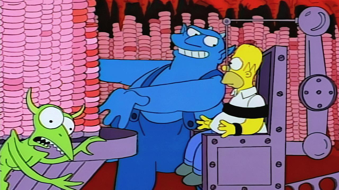 Donuts Simpsons Dia Dona