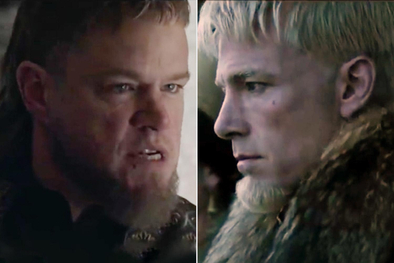Matt Damon y Ben Affleck en su nueva película