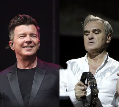 rick astley blossoms the smiths this charming man cover version morrisey show