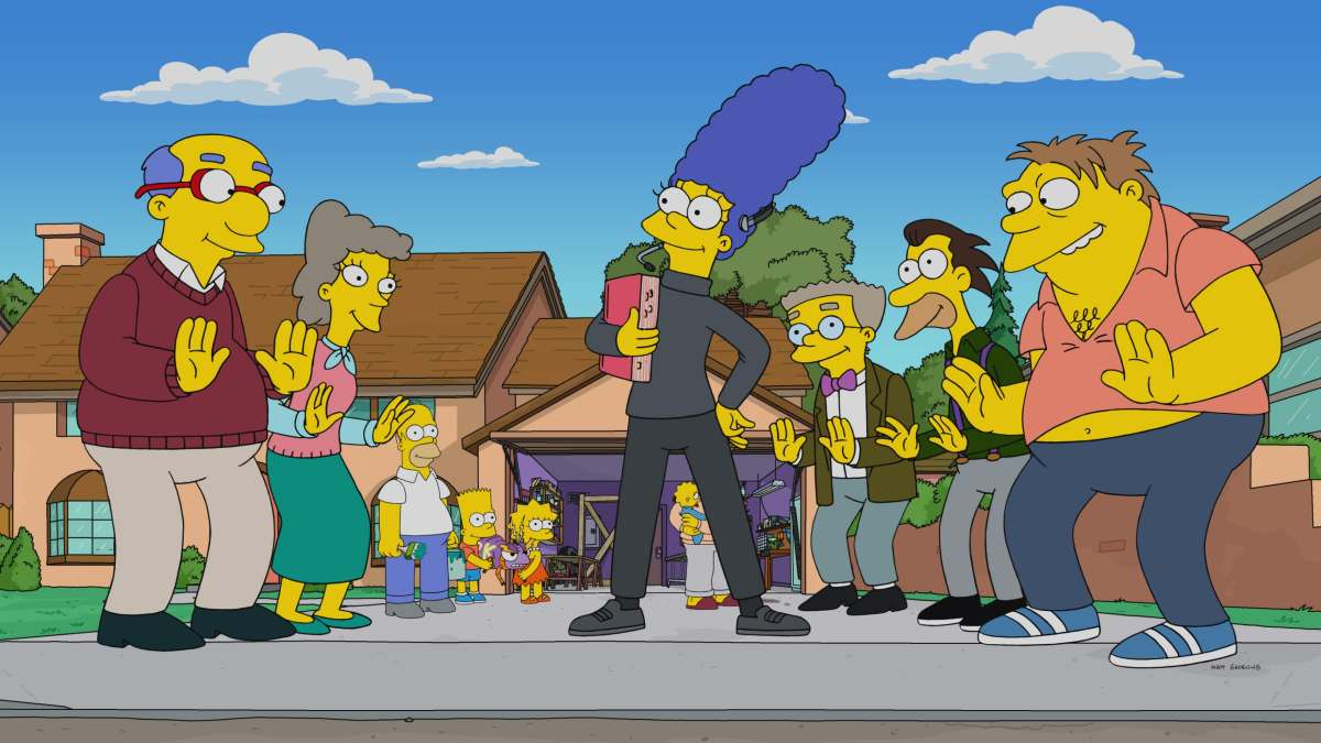 Simpsons Marge (1)