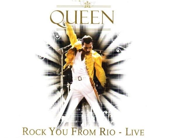 Vinilo Queen Rock In Rio