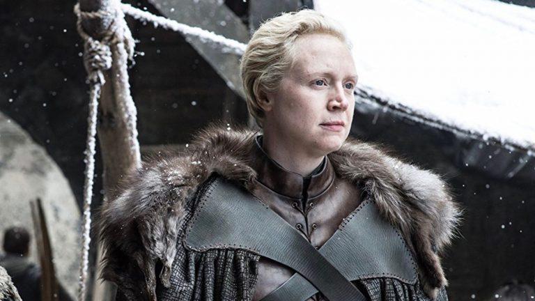 Gwendoline Christie los locos adams serie juego de tronos game of thrones actriz netflix nueva serie estreno