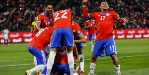 A_UNO_ Chile 3 0 Venezuela