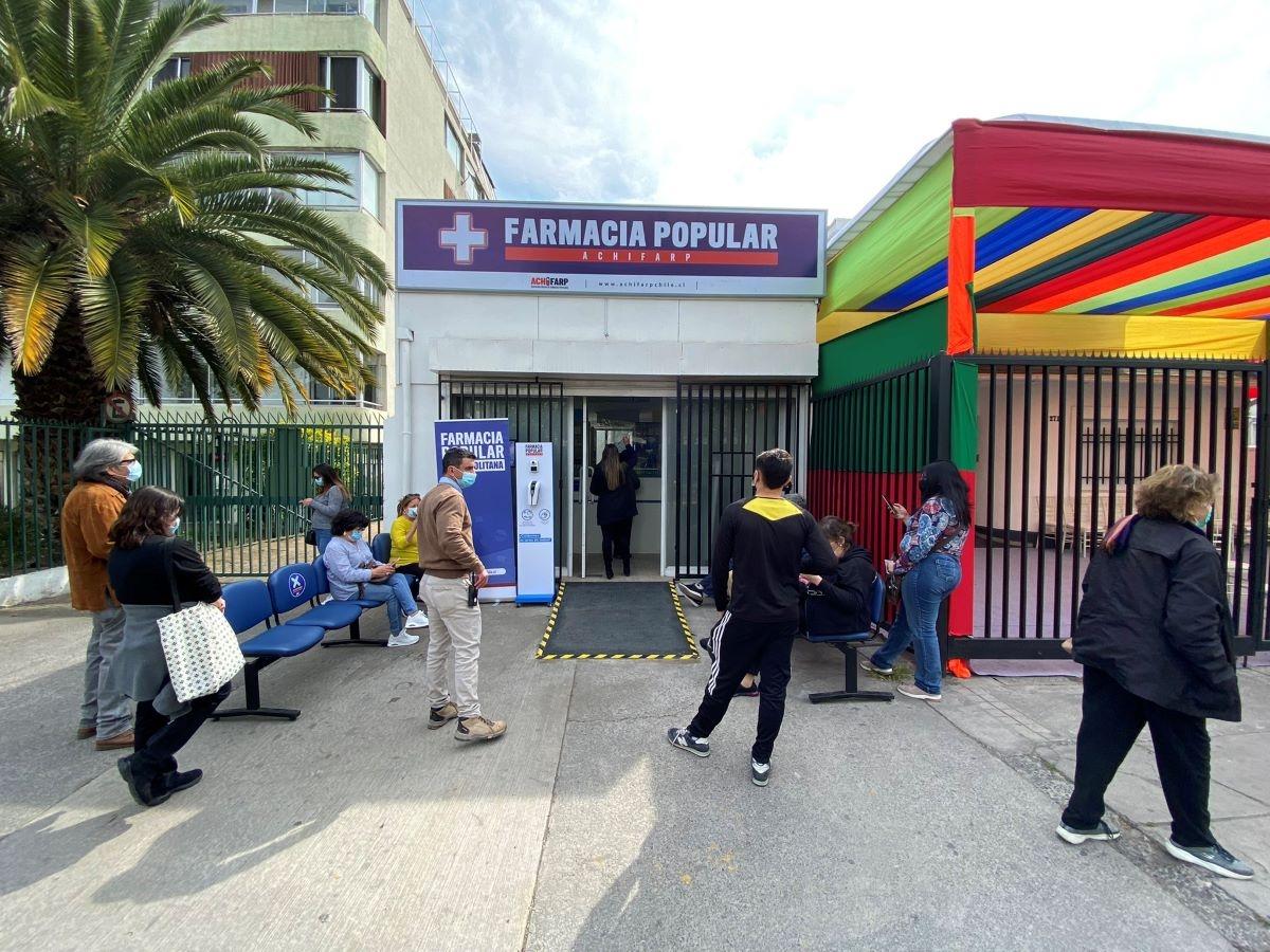 Agencia Aton FARMACIA POPULAR METROPOLITANA