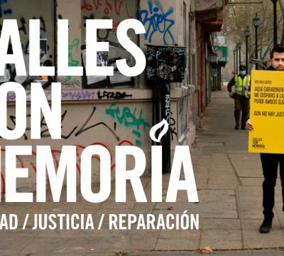 Calles Con Memoria   Amnistía Internacional