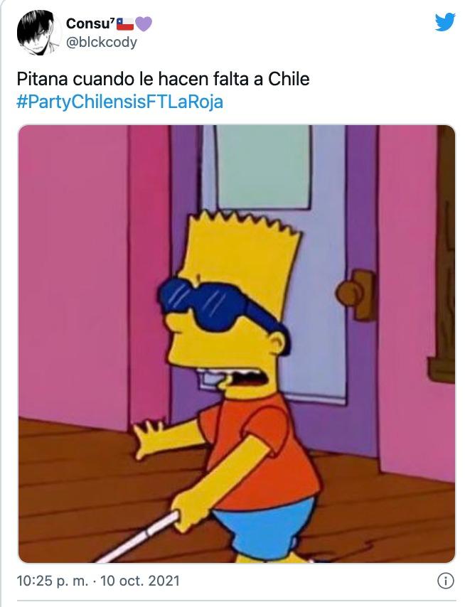Chile Vs Paraguay Memes 5