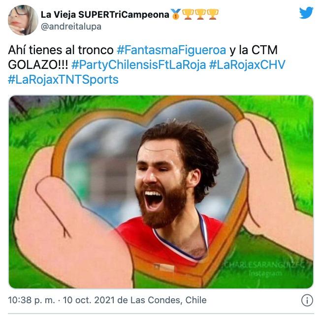 Chile Vs Paraguay Memes 7