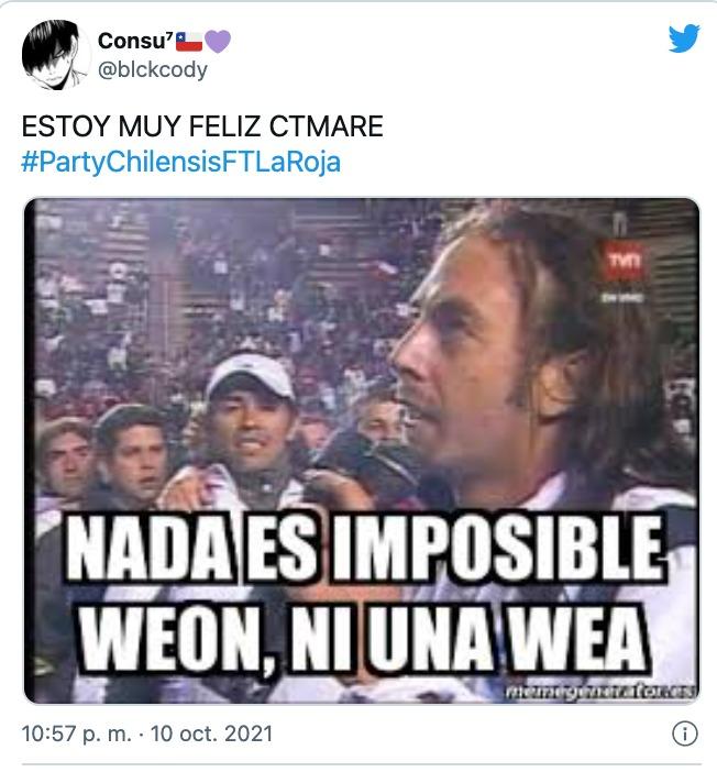 Chile Vs Paraguay Memes