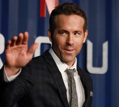 Ryan Reynolds retiro