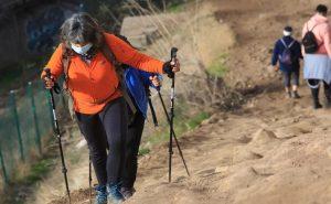 agencia uno trekking lugares donde hacer en santiago region metropolitana horarios valores entrada adulto niño adulto mayores de 60 años 65 senderismo secos bosques