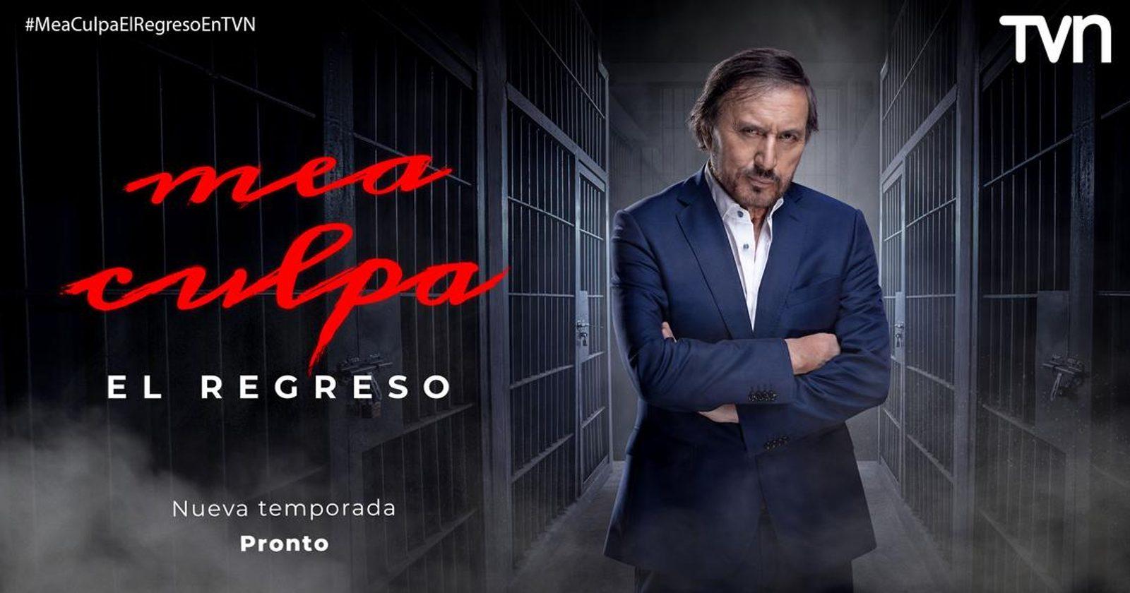 Mea Culpa El Regreso Carlos Pinto